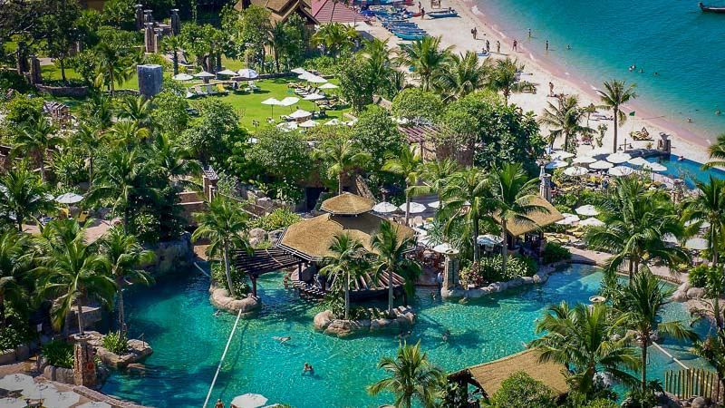 Pattaya | Centara Grand Mirage Beach Resort